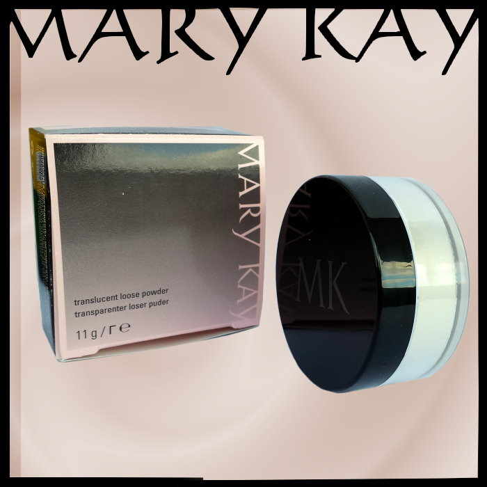 mary kay translucent loose powder transparenter loser puder 11g neu ovp ebay. Black Bedroom Furniture Sets. Home Design Ideas